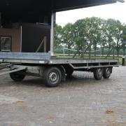 Hooiwagen / Schamelaanhanger