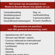 Horse Travel - Paardenvervoer-Paardentransport