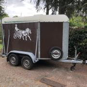 Atec technoline pony trailer