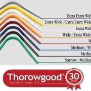 GEZOCHT: blauw kopijzer Thorowgood
