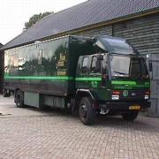 Ford Cargo paarden vrachtwagen gezocht