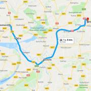 Plek vrij op lesroute Emmeloord-Zwolle-Hoogeveen