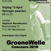 Groenewelle Concours 2018