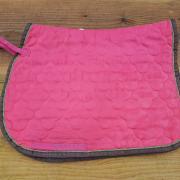 Donker roze VZ Full dekje, maar 2x gebruikt!