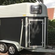 1.5 paards trailer xxtrail