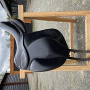 Mac rider dressuurzadel