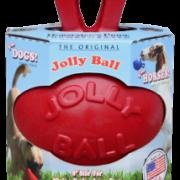 Nieuwe Jolly Ball 20cm rood Paard en Hond NU 18,99