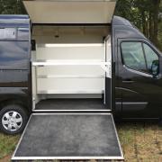 Renault 2-paards nieuw, ook voor grote paarden. inruilen kan