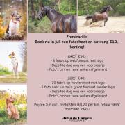 Actie! €10,- korting op een fotoshoot