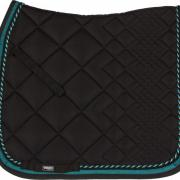 Catago Diamond black/turquoise dekje dressuur