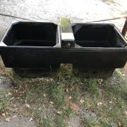 400 liter vlotter waterbak