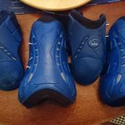 Felix buhler peesbeschermset FULL kobaltblauw