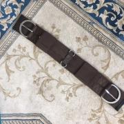 Super Fra westernsingel, 70 cm, bruin, in zeer goede staat