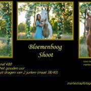 Bloemenboog Shoots!