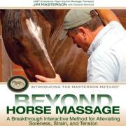 Gezocht: Beyond horse massage van Jim Masterson