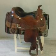 Te koop Westernzadel Big Horn 1600 17inch