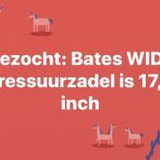 Bates WIDE gezocht
