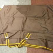 Outdoor deken 0 gram met fleece voering nieuw maat 185