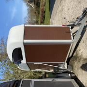 A-TEC 1.5 paards trailer , topstaat en rijklaar