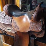 Western zadel Billy Cook 16 inch