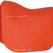 Zadeldek Delux 15mm Oranje VZH/Full nieuw