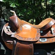 Nieuw en gebruikte westernzadels Ropers Ranch Markelo.