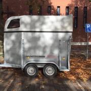Hotra Salinero 1,5 paards trailer