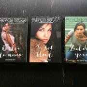 Mercy Thompson serie geschreven door Patricia Briggs