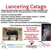 Lancering Catago & Fir Tech Healing