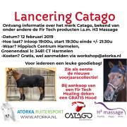 Lancering Catago & Fir Tech Healing