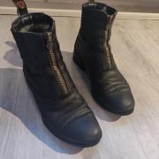 NETTE Donker-Bruine Ariat Heritage Zip jodhpurs, maat 37