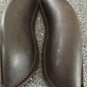Leren barefoot Cherokee maat 1