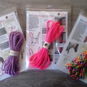 Sint idee: Maak je eigen touwhalster/neusband/neckrope