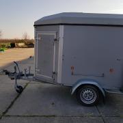 Hati pony trailer
