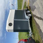 1,5 paards trailer B rijbewijs