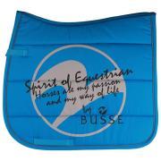 Zadeldek Busse Luzern ice blue dressuur full
