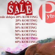 Sale bij Pytrons.nl