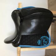 Tietse's choice Cavaletti dressuurzadel 17,5 inch, xxl boom