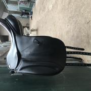 Mooi 17,5 inch Rossner dressuur zadel
