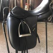 Amerigo Dressuurzadel Classic Pinerolo 17.5 inch