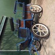 recreatie men wagens te koop shet/ pony/paard