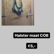 Halster maat COB