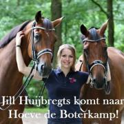 Clinic Jill Huijbregts 25 november