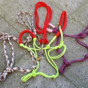 3 touwhalsters en neckrope cob/full
