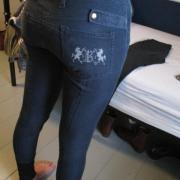 Jeans rijbroek B//Vertigo maat 36