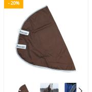 Gezocht bucas smartex hals chocolade maat L
