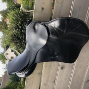 Kieffer Norbert Koof springzadel 17,5 inch