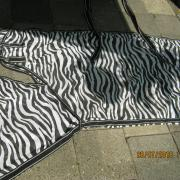 2 x Zebra Vliegendeken maat 165 en 175