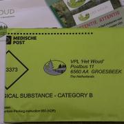 Wormcheck kit paard van VPL Het Woud