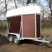 1.5 paards trailer